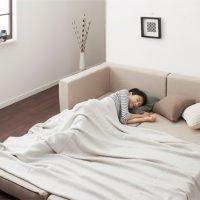 ソファベッドの寝心地
