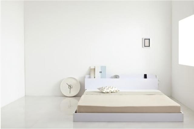 部屋を広く見せるベッドの3大ポイント