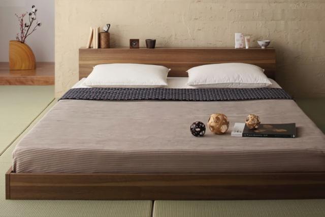 和室にベッドを置くときのポイント