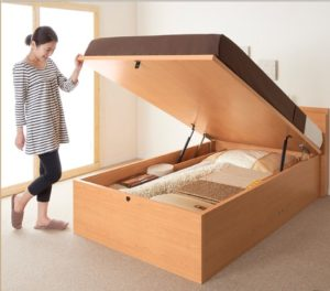 跳ね上げ式ベッドのおすすめeye