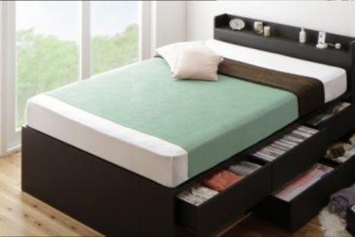 収納ベッドのメリット